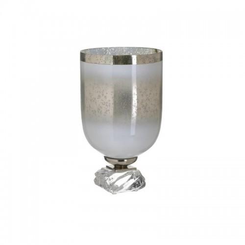 Vaso Silver Glass