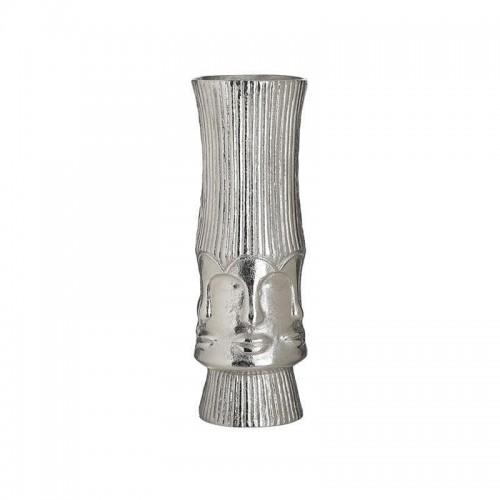 Vaso silver face