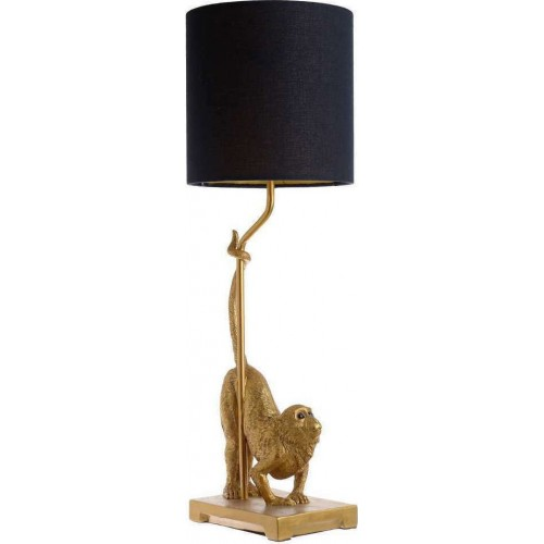 Lampada Scimmietta Gold